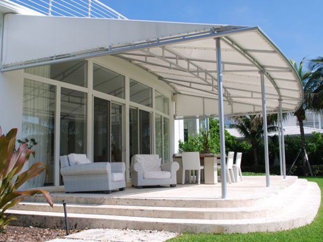 Custom Design Awning Canopies