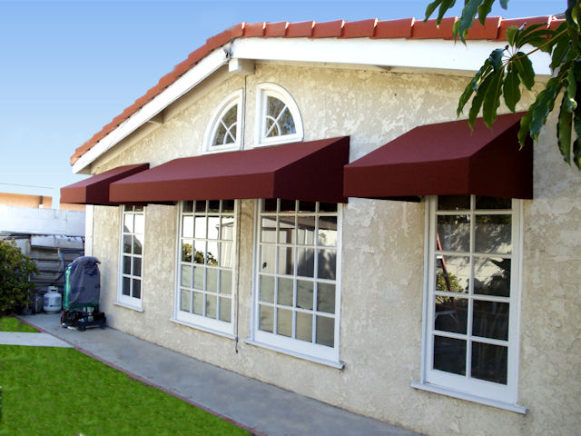Freestanding Awning