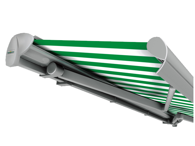 Folding arm Awning Lewens Semi Cassette